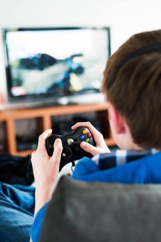 jeux video cerveau video games brain