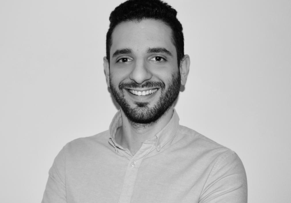 Jimmy Ghaziri, Ph.D. candidate